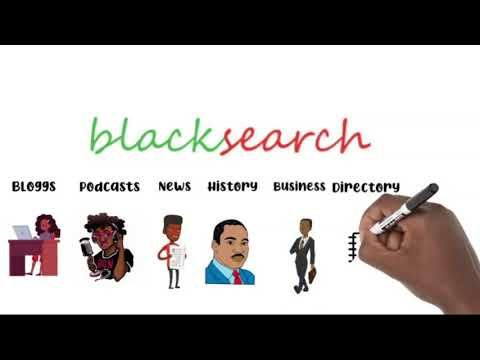 Blacksearch.net - The Black Search Engine