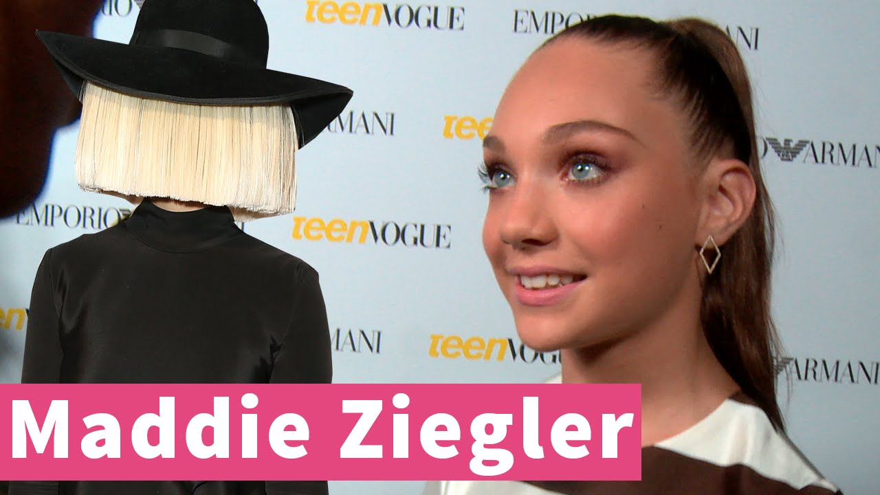 What Does Maddie Ziegler Look Like 2016