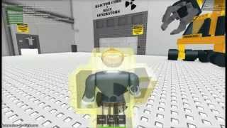 Pinewood Past: The Roblox Power Plant