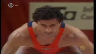 Yuri Vardanyan | 178kg snatch WR@82,5kg | World Weightlifting Championships 1981