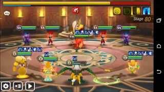 summoners war   toa stage 80 boss fight