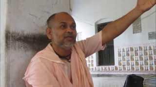 Katwa Darshan: Samadhi of Jagai and Madhai