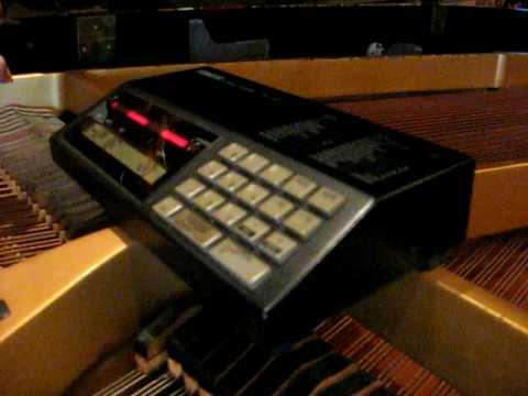 Edo Piano Tuner