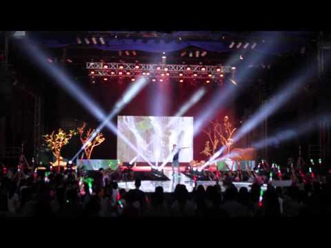 [TRÙM CỎ] Hậu trường phim: Quang Đăng - Hari Won - KC ngày 11.09.15