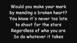 Nickelback-If Today Was Your Last Day -With Lyrics