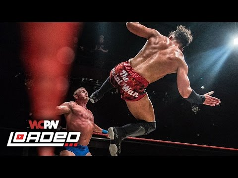 WCPW Loaded #6 Part 4 - Doug Williams vs. Noam Dar