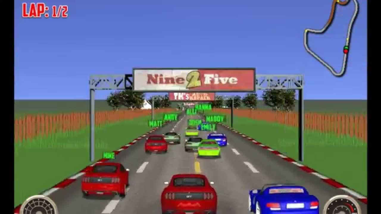 Modifiyeli Araba Yarışı Oyunu Oyun Videosu Youtube