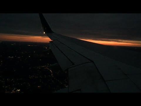 Delta Airlines Boeing 757-300 Landing at Hartsfield–Jackson Atlanta International Airport (ATL)