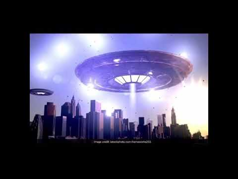 Ufos are the chariots of the Most High