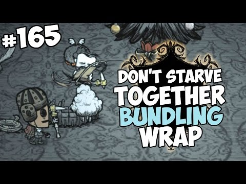Beeswax & Bundling Wrap - Don't Starve Together Gameplay - Part 165