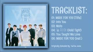 VAV (브이에이브이) 6th Mini Album: [MADE FOR TWO]