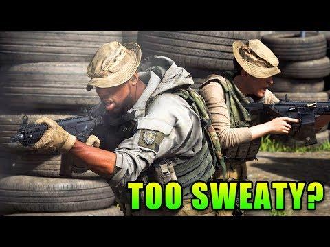 Is Modern Warfare Too Sweaty? Skill Based Matchmaking Pros & Cons