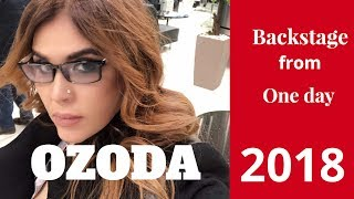 Ozoda 2018 - BACKSTAGE FROM CONSERT (Official Video)