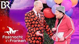 Heißmann & Rassau – der Love-Coach | Fastnacht in Franken 2018 | Veitshöchheim