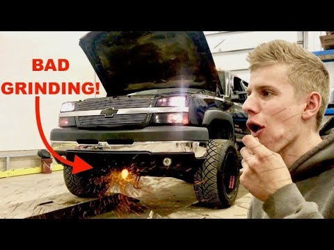 OH CRAP! HORRIBLE GRINDING STARTUP ZF6! (Ep.10)