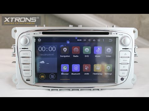Xtrons PF75FSFA-S | Android 5.1 Lollipop Driving Entertainment System