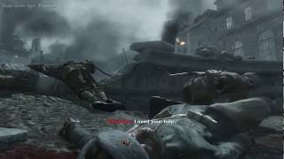 Call of Duty - World At War, Dimitri and Reznov survives, Vendetta mission, Gameplay 4