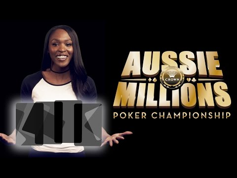 Aussie Millions, Answer These Questions for Us | 411 | Poker Central