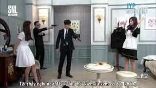 [Vietsub] Twice SNL - Gián điệp K2