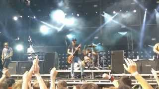 All Time Low - Dear Maria, Count Me In - Krieau, Vienna 2013