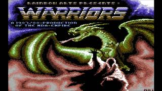 Warriors (Unreleased C64 Game) - Stage 1 Music