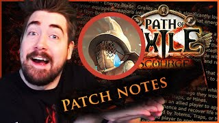 Everything you SHOULD KΝOW from the Scourge Patch Notes