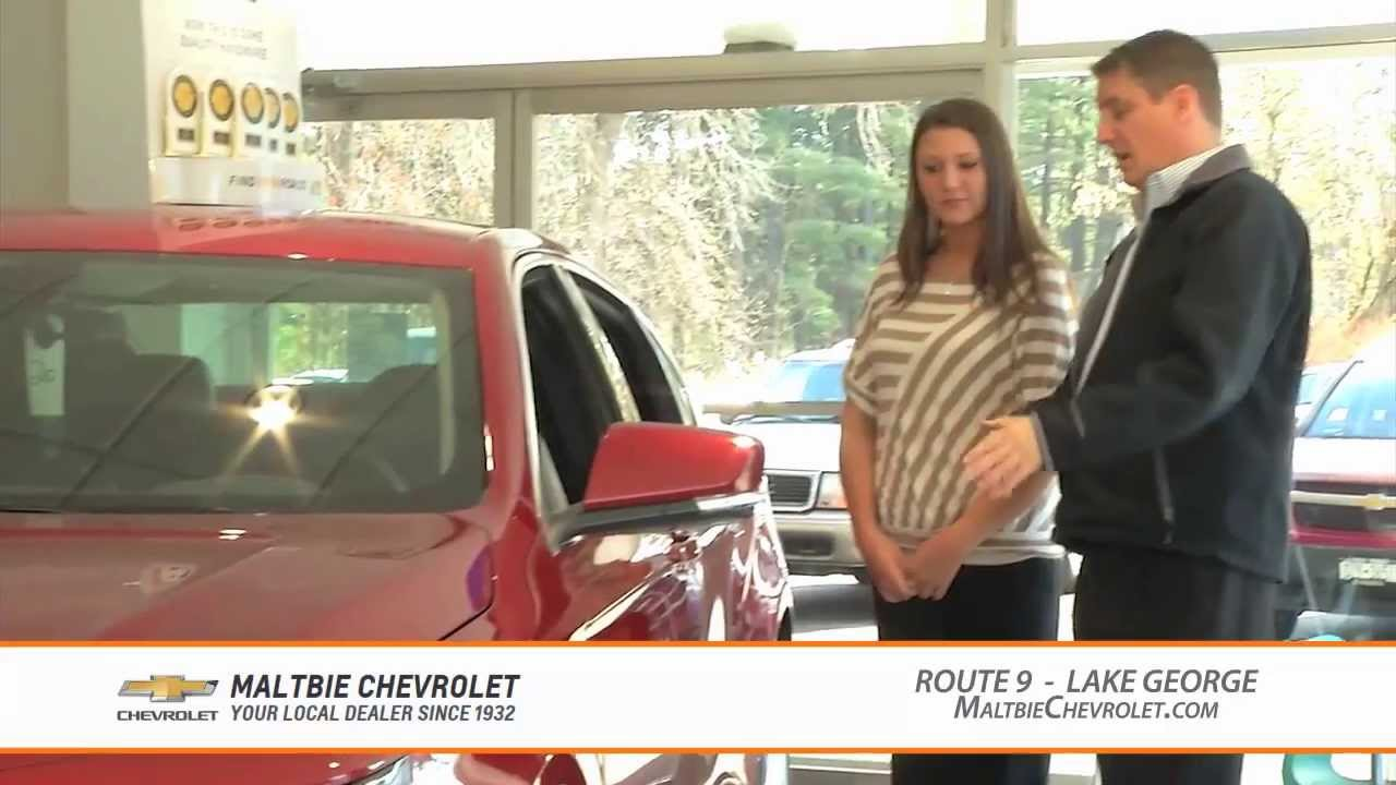 Maltbie Chevrolet - Where it's all about family! (Sales) - YouTube