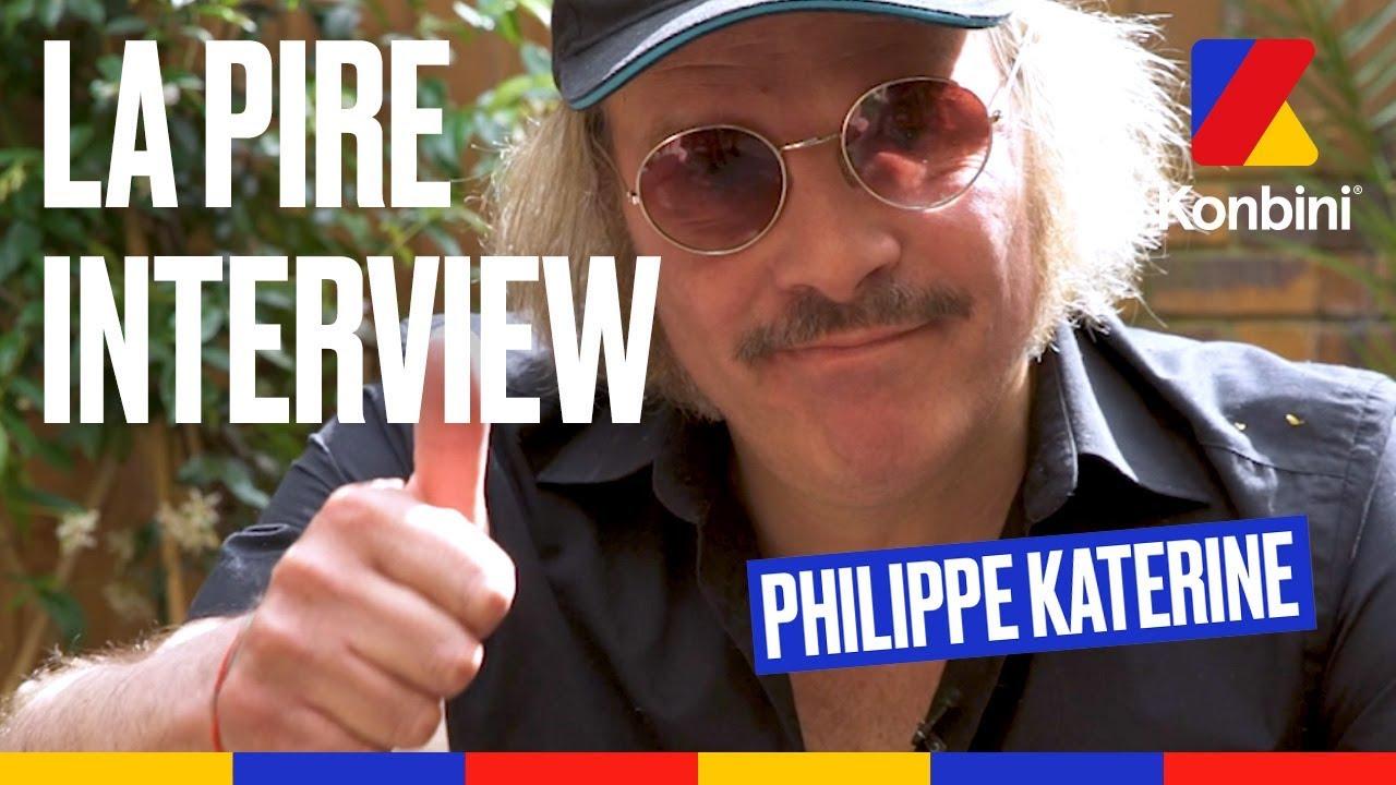 Philippe Katerine La Pire Interview L Konbini Youtube