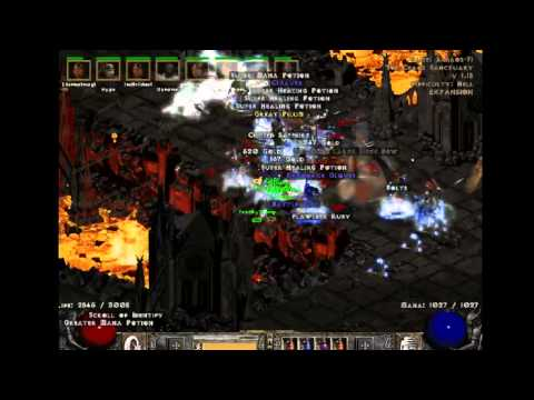 D2 Ladder 03June2014 - Eldritch Minion Drops 4os Monarch