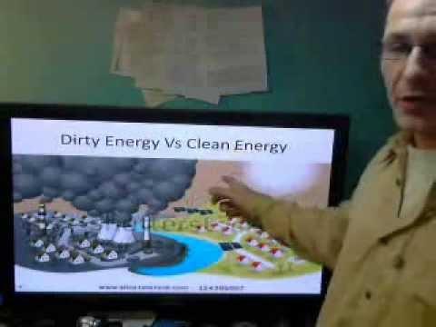 Dirty Energy vs Clean Energy