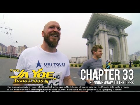 Running Away to the DPRK North Korea Marathon | JaYoe Travelogues | Chapter 33