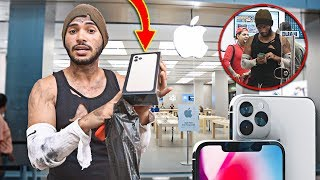 Tramp buys the MOST EXPENSIVE IPHONE AND THIS HAPPENS! | Worrying Reactions
