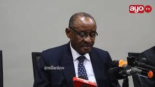 """Gavana Bot aweka wazi JWTZ kulinda bureau Change """"Polisi walikuwa shuleni"""""""