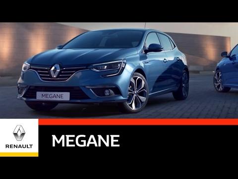 "Renault MEGANE | Spot: ""La tecnología te mueve"""