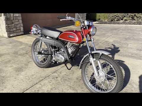 1971 Yamaha 125 Enduro AT1-C
