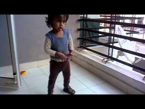 Aanya's dance performance