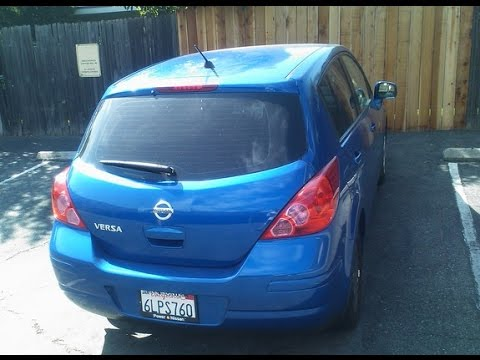 2012 Nissan Versa All Keys Lost programmed by SKP900 - YouTube
