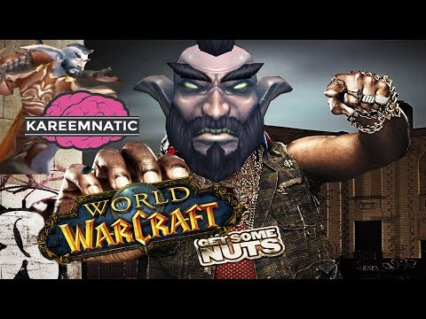 Every World of Warcraft Commercials - Celebrity Edition
