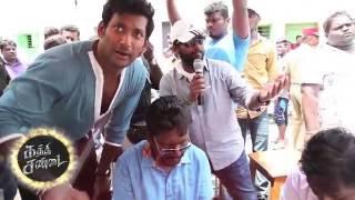 Kaththi Sandai - Naan Konjam Karuppu Thaan Song Teaser 2 | Vishal | Hiphop Tamizha (Tamil)