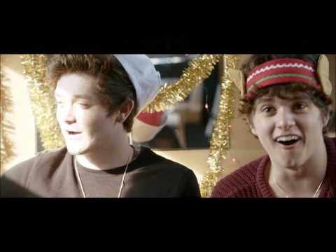 The Vamps - Jingle Bells (Music Video)