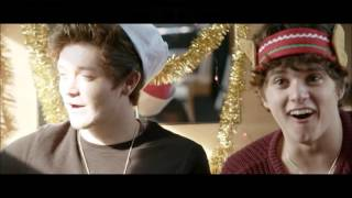 The Vamps - Jingle Bells (Music Video)