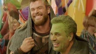 Video Bloopers That Make Us Love Thor: Ragnarok Even More download MP3, 3GP, MP4, WEBM, AVI, FLV Maret 2018