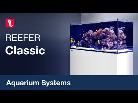 Red Sea  REEFER™  Aquarium Systems - Rimless Reef Ready Mari