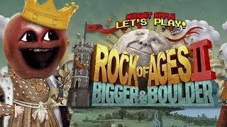 Rock of Ages 2: BIGGER & BOULDER! [Midget Apple Plays]
