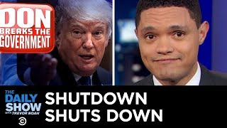 Even Fox News is having a hard time spinning the shutdown fight as a win for Trump given the damage it did and the fact that Trump didn't get any closer to his ...