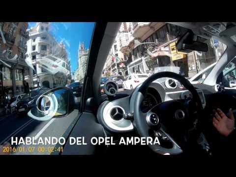 Prueba Smart Fortwo Electric Drive 2017