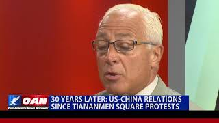 U.S.-China relations since Tiananmen Square protests