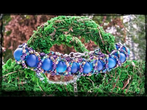 How to make a bracelet made with beads
