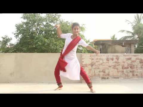 Flute song( REMO FERNANDES)  kathak dance by -  Debpriya Ghosh  classical dance