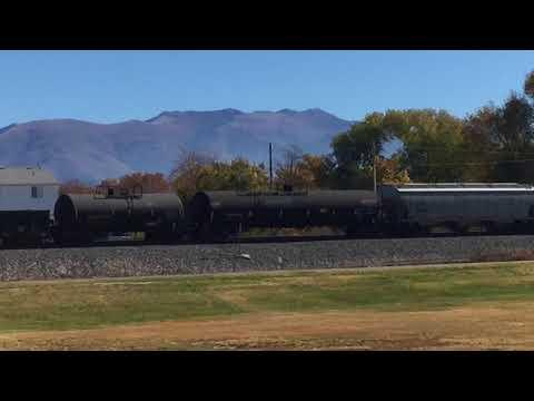 MOGRO led by ET44AH in Clinton Utah